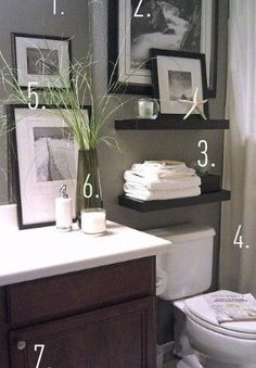 Jons bathroom!!!   Small Bathroom Makeovers Design, Pictures, Remodel, Decor and by kennysbabydoll1992