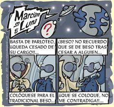 Marciano en la Luna · Ritual marciano...