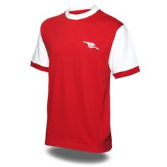 Retro Arsenal jersey, made by Toffs, I believe.