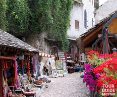 Photo of the souvenirs, handcrafts and paintings on the streets of Old Town in Mostar. #mostar #TGM #TourGuideMostar #souvenirs #europe #handcrafts #architecture #paintings #citylife #tradition #herzegovina #luxurytravel