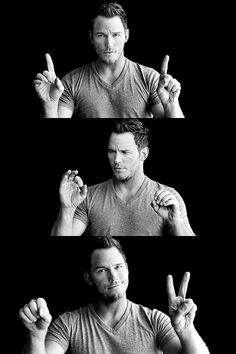 Chris Pratt photographed by Patrik Giardino