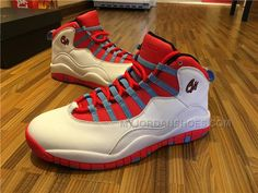 brand new 2b7c1 a9eff Air Jordan 10 Retro Chicago Flag WHITE UNIVERSITY BLUE-BLACK-BRGHT CRMSN  310805-114 RrCFk, Price   110.00 - Jordan Shoes,Air Jordan,Air Jordan Shoes