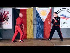 30 Jahre DAV - Modern Arnis Demo Meister Carsten Hemmersbach - YouTube
