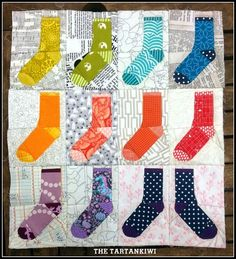 Sock Quilts!