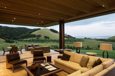 Bay of Islands: Once-in-a-Lifetime Group Luxury, Bay of Islands, New Zealand New Zealand Cities, New Zealand Beach, Marlborough Sounds, Bay Of Islands, Art Deco Buildings, Luxury Holidays, Architectural Digest, Rustic Style, Pergola