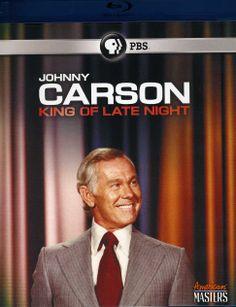 johnny carson documentary by PBS