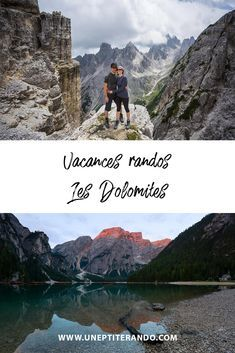 Hiking holidays in the Dolomites in Italy. Road Trip Suisse, Cheap Travel Deals, Budget Travel, Italy Places To Visit, Italy Outfits, Voyage Europe, Amalfi Coast, Travel Goals, Travel Around