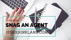 An awesome series from my agent, on how to snag an agent! Writer friends, don't miss this one!