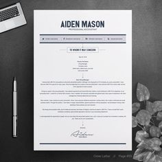 CV Resume Template Word 2 Page Resume Template Modern Modern Resume Template, Resume Template Free, Creative Resume Templates, Creative Cv, Free Resume Examples, Resume Summary, Create A Resume, Job Employment, Word Free