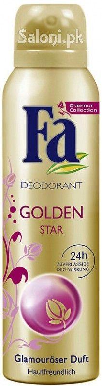 FA GOLDEN STAR DEODORANT 200 ML Saloni™ Health