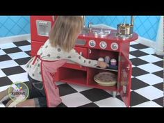 Delightful little toy kitchen If you are Shopping for a fun Kitchen For your Child Then View This Article    #Toy_Kitchen #Kidkraft_Kitchen #toys_for_toddlers