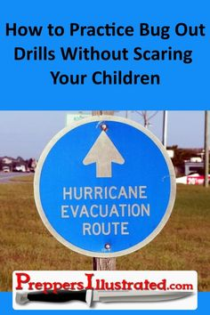 How fast can your family actually bug out? ...And can you do it without scaring your children to death?  Check out this article! http://preppersillustrated.com/2458/practice-bug-drills-without-scaring-children/ #Prepping, #BugOut, #Survival
