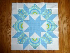 Free Big Block Quilt Patterns | This is an overview for those that have the pattern: