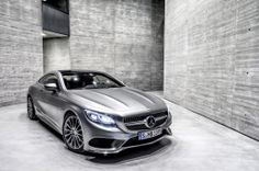 2015 Mercedes-Benz S-Class Coupe: 2014 Geneva Motor Show Preview
