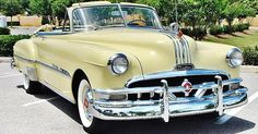 1951 Pontiac Chieftain Deluxe Convertible...Re-pin Brought to you by agents at #HouseofInsurance in #EugeneOregon for #LowCostInsurance.