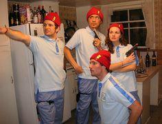 team zissou costume