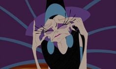 the emperor's new groove Yzma gif