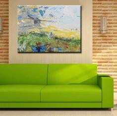 ORIGINAL painting Abstract paintingabstract  by artbyoak1 on Etsy, $89.00