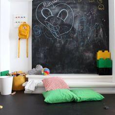 Tableau noir chalk board