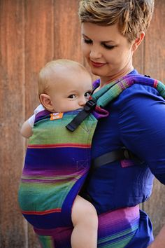 TULA Baby Carriers | Toddler Carriers — (Toddler Size) Half Wrap Conversion Tula Toddler - Girasol Saltillo