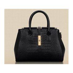 Black women messenger bags 2016 Fashion new Women Handbags crocodile grain female shoulder bag totes women bags bolsos Feminina