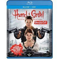 Hansel & Gretel: Witch Hunters (Unrated Cut) (Blu-ray / DVD ) [2013]