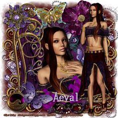 Aeval's Art: CT Tag for Gypsy by Shining Star Art (Kaci McVay)