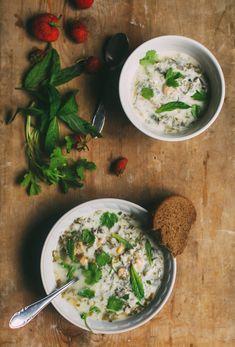 Dovga – Azerbaijani Wedding Soup