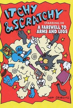 Itchy and Scratchy #47 1993