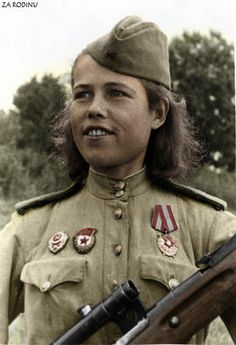 Sniper Sgt. E.G. Motin
