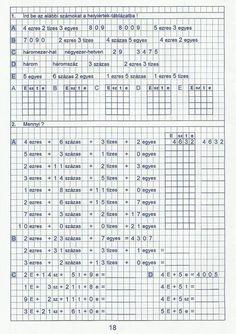 Gyere mesélj! - Képgaléria - Sulis feladat lapok (alsó tagozat) - Kiszámoló 4. osztály Advent, Lily, Words, Orchids, Lilies, Horse