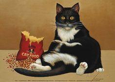 Felini Poster di Lowell Herrero su AllPosters.it