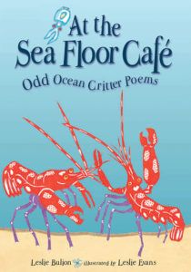(Peachtree) Witty poems and elegant artwork introduce what's on the menu for some unusual undersea creatures.