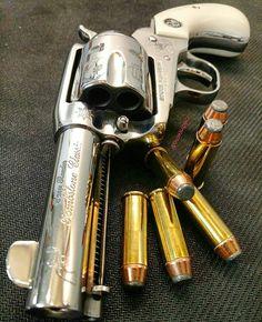 The Garry Reeder Tombstone Classic Ruger Vaquero Home Defense, Self Defense, Weapons Guns, Guns And Ammo, 357 Magnum, Revolver Pistol, Custom Guns, Gun Holster, Cool Guns