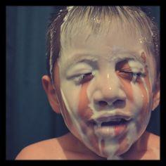 """Fotografía digital """"De la leche y otros secretos"""" Alfonso Madrigal 2013"""