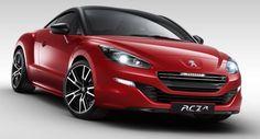 2013 Peugeot RCZ R