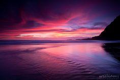 Karekare Beach, NZ