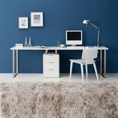 Morgan Minimalist Multi Smart Dual Desk Set (TM051, TM052 & TM054)