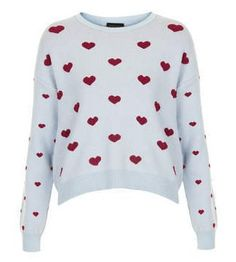 Pin for Later: What to Buy Women in Their 20s For Christmas  Show her some love with this really cute Topshop jumper (£38).