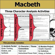 an analysis of development of macbeths character in macbeth The analysis of macbeth character development this is just a sample to get a unique essay hire writer book: macbeth disclaimer: this essay has been submitted by a student this is not an example of the work written by our professional essay writers.