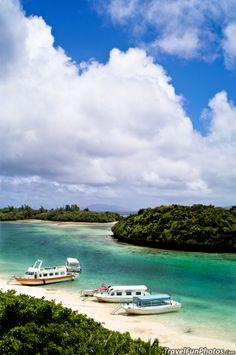 Ishigaki Island Beach, Okinawa, Japan