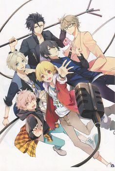 El Anime de TsukiUta será para televisión y se estrenará en 2016.