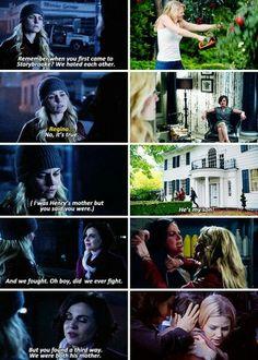 History Emma with Regina