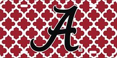 University of Alabama - Printed Latice License Plate null http://www.amazon.com/dp/B00M22T6MC/ref=cm_sw_r_pi_dp_Ihtqub1C2F5BN