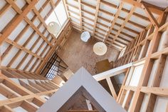 Six months after the 2011 Tōhoku disasters, Fukushima-based architect, Kouta Asano, began contemplating an architecture that would be open towards his own future and that of Fukushima, as a new house for himself where his family home had once stood. Thinking about the border between architecture and nature, he chose to construct it of geometrically arranged cubes, loosely linked to the exterior, enriching life through internal connections. The exterior is finished with the sculptural surface…