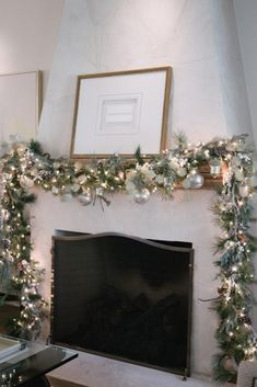 20 Best Fireplace Garland Images