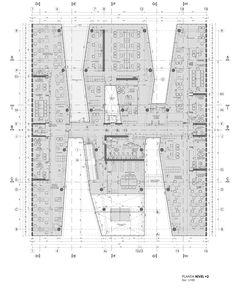 Gallery - Building D.R.A.M / Prado Arquitectos - 18