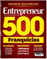 Revista @SoyEntrepreneur presentes en la #FIF2013.