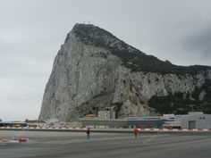 La Rocca di Gibilterra - Regno Unito - The Rock of Gibraltar - United Kingdom