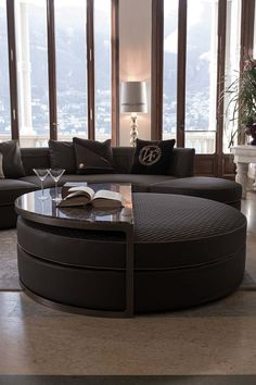 Luxury Ottoman Coffee Table Design For A Classy Living Room - Page 17 of 36 Table Furniture, Luxury Furniture, Living Room Furniture, Furniture Design, Antique Furniture, Rustic Furniture, Outdoor Furniture, Fine Furniture, Furniture Ideas